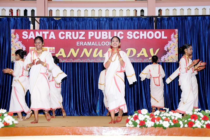 Santa Cruz Public School-Annual Day