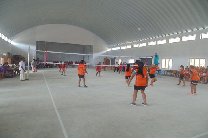 Santa Maria Public School-Games