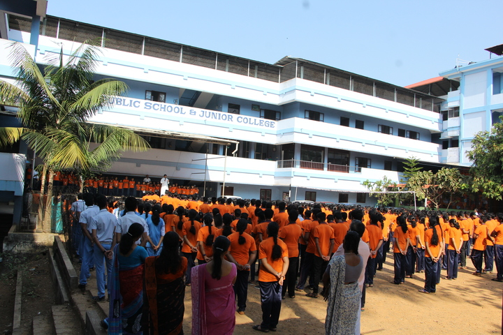 Santa Maria Public School-Independence Day