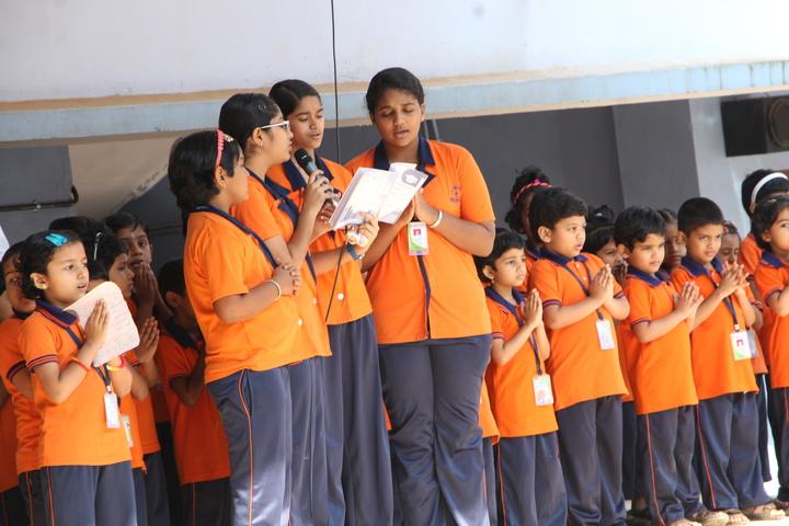 Santa Maria Public School-Singing