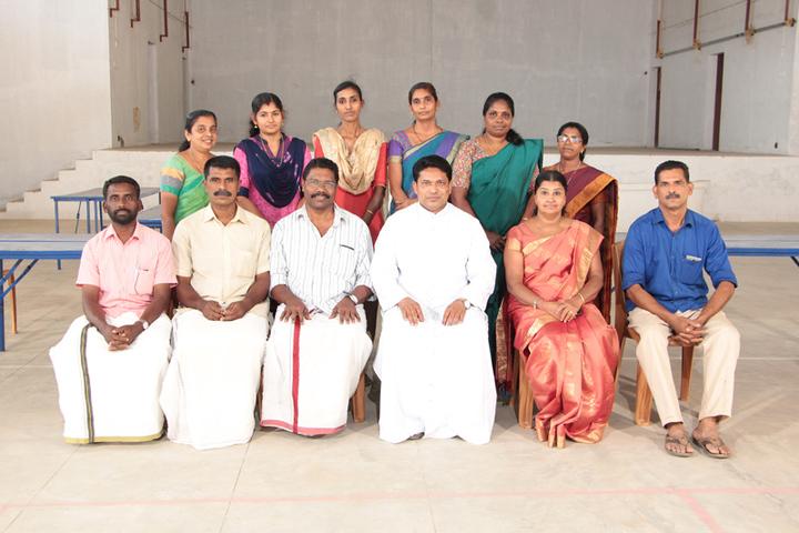 Santa Maria Public School-Staff