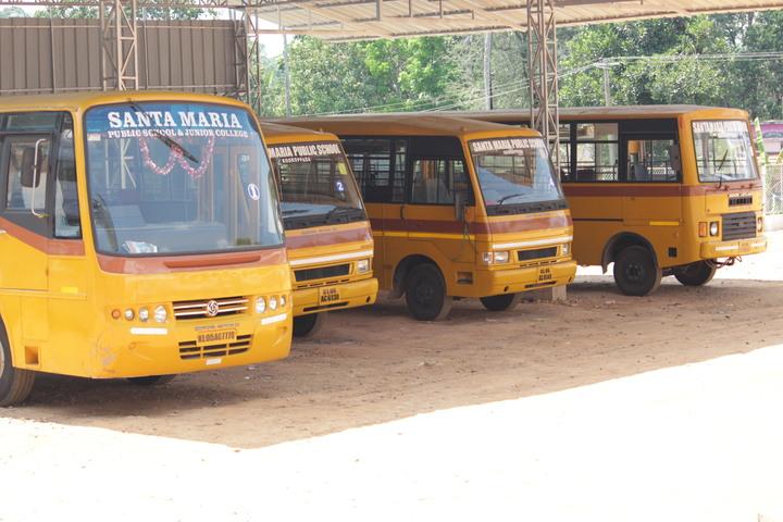 Santa Maria Public School-Transport