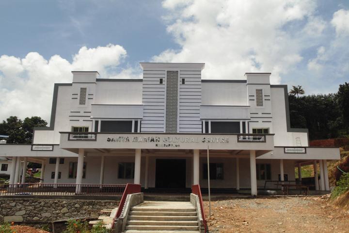 Santa Maria Public School-Campus View