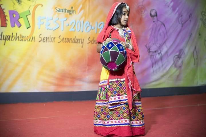 Santhigiri Vidyabhavan Senior Secondary School-Fancy Dress