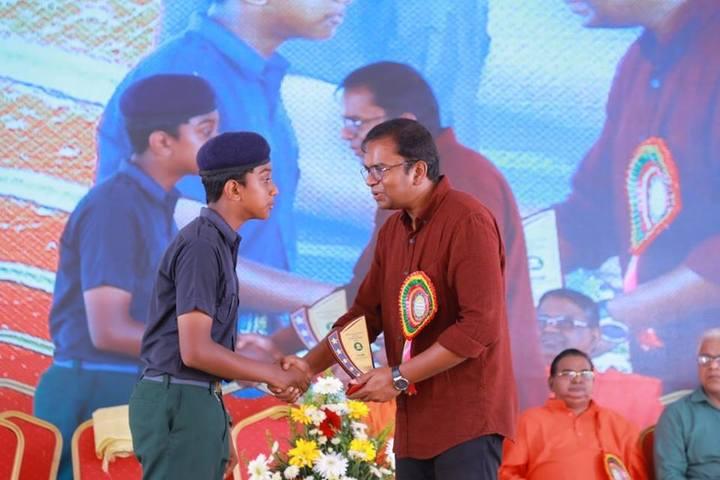 Santhigiri Vidyabhavan Senior Secondary School-Prize Distribution