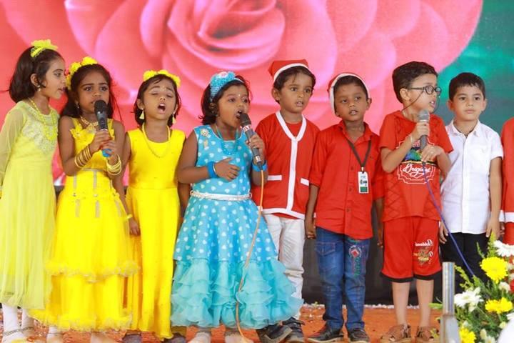 Santhigiri Vidyabhavan Senior Secondary School-Singing