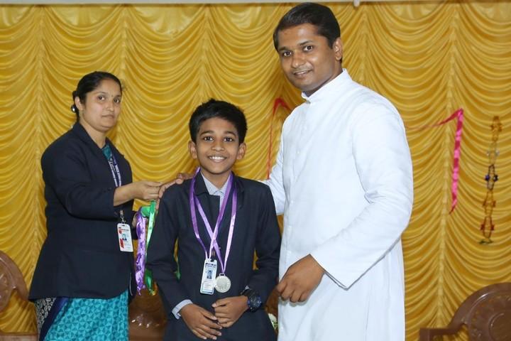 Santhom Public School-Awards