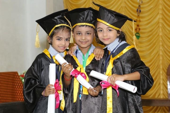 Santhom Public School-Graduation Day