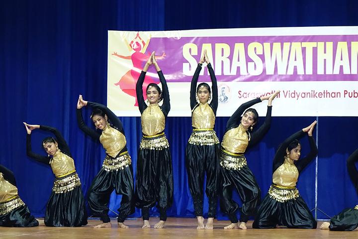Saraswathi Vidyanikethan Public School-Annual Day