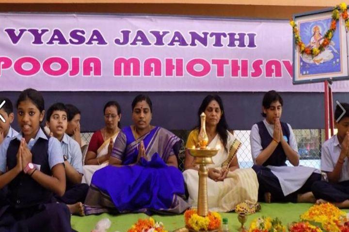Saraswathi Vidyanikethan Public School -Festival Celebrations