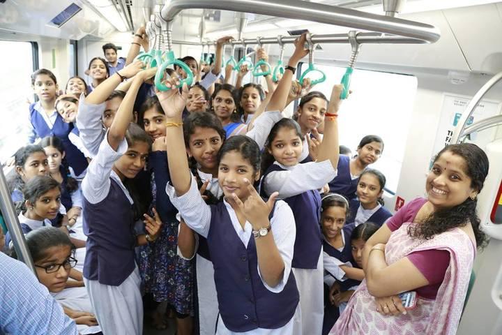 Saraswathi Vidyanikethan Public School-School Trip