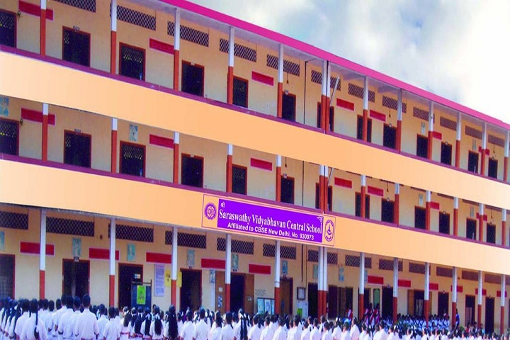 Saraswathy Vidya Bhavan Central School-Assembly
