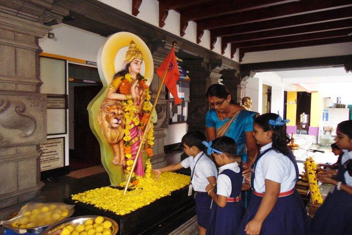 Saraswathy Vidya Niketan-Festival Celabrations