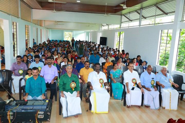 Saraswathy Vidya Niketan-Parents Day