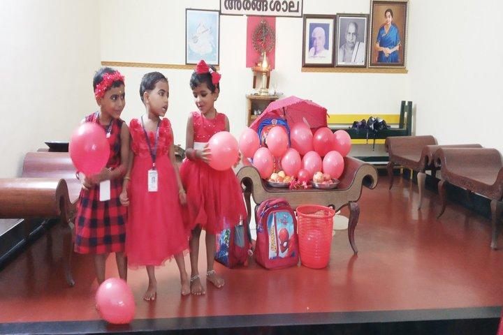 Saraswathy Vidya Niketan-Red Day