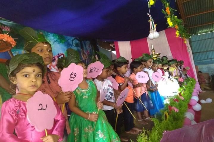 Saraswathy Vidya Peetham School-Event