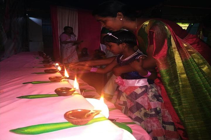 Saraswathy Vidya Peetham School-Festival Celabrations