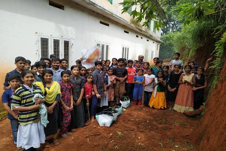 Saraswathy Vidya Peetham School-Field Trip