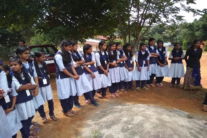 Saraswathy Vidya Peetham School-School Trip
