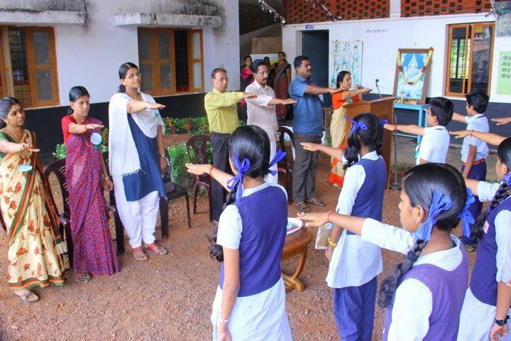 Saraswathy Vidyalayam School-Childrens Day