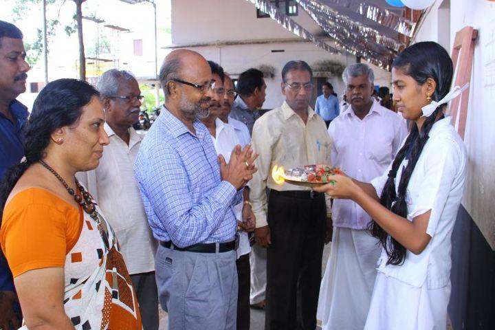 Saraswathy Vidyalayam School-Invitation