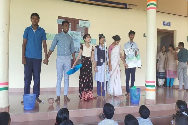 Saraswathy Vidyanikethan School-Drama