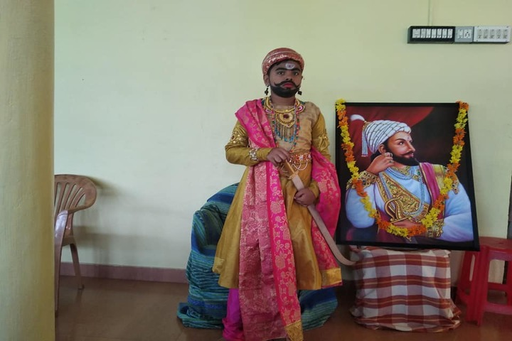 Saraswathy Vidyanikethan School-Fancy Dress