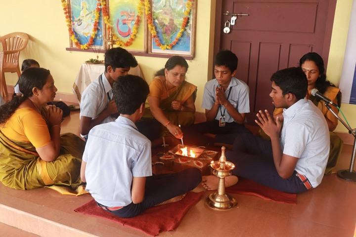 Saraswathy Vidyanikethan School-Festival Celabrations