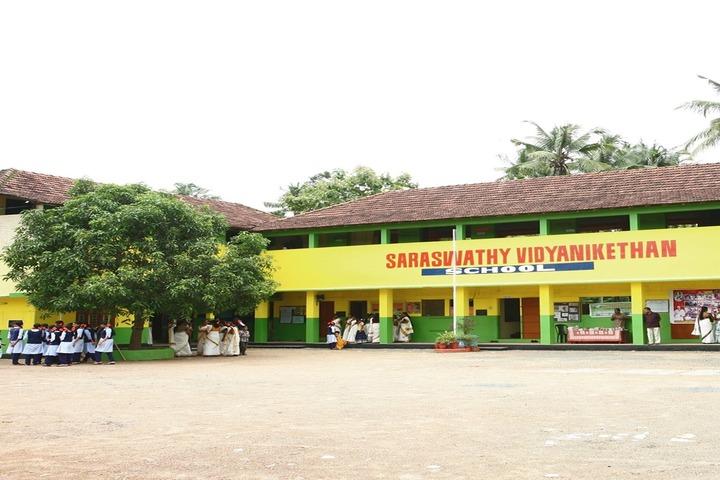 Saraswathy Vidyanikethan School-School Campus