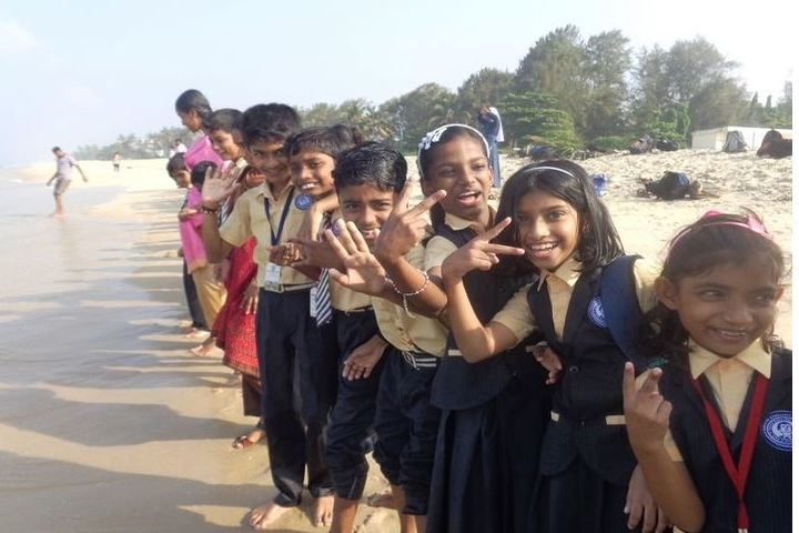 Savio English School-School Trip