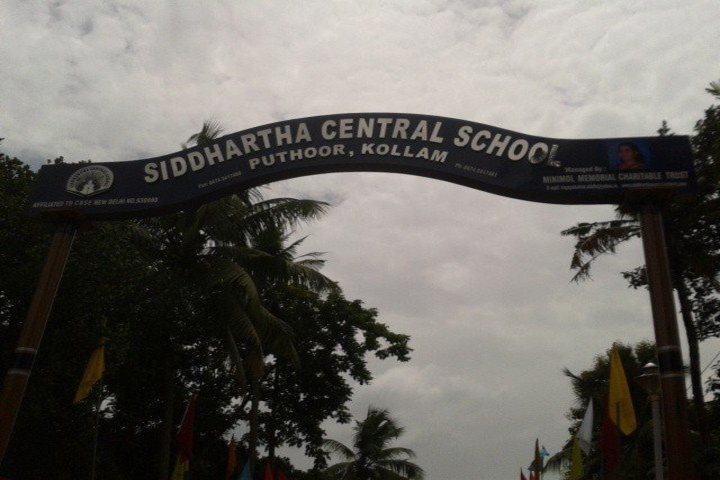 Siddhartha Central School-Board