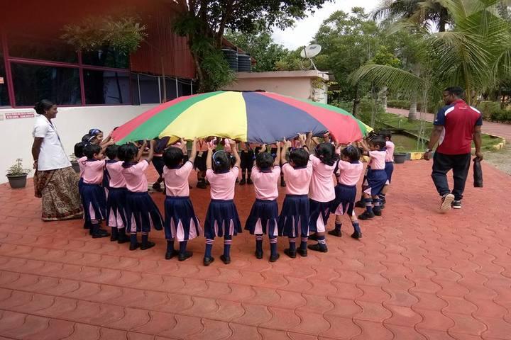 Siddhartha Central School-Play Ground