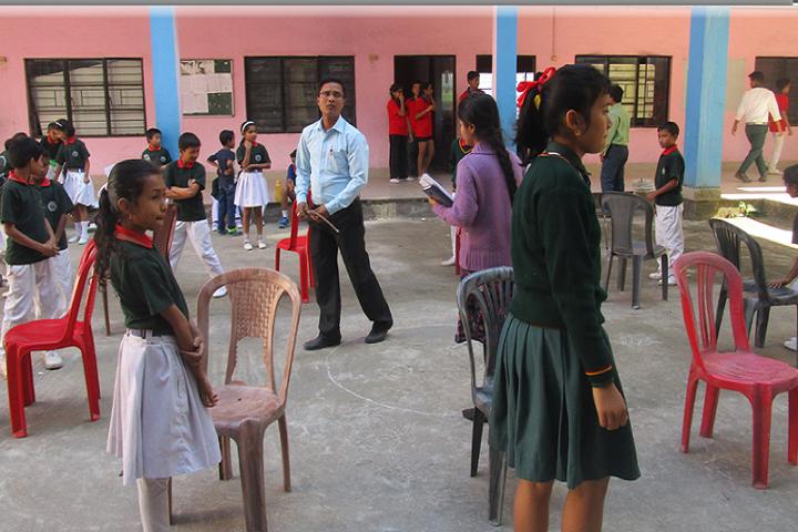 Rajdhani Public School- Activity