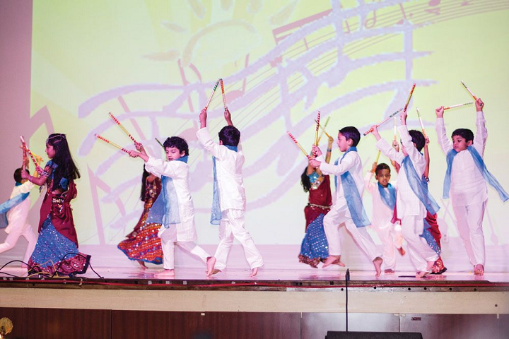 Rajdhani Public School- Cultural Event