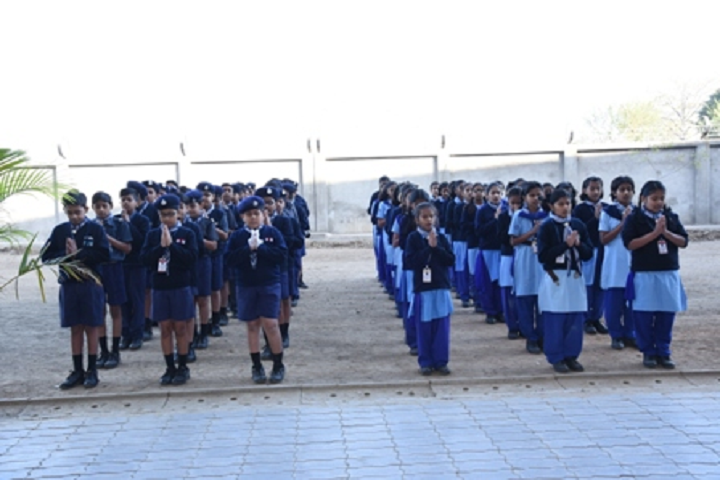 Rajdhani Public School- Scout And Guide