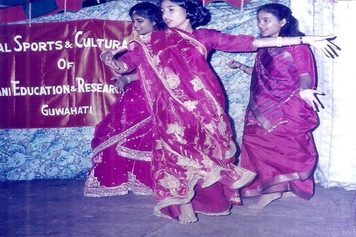Rajdhani Public School- Dance