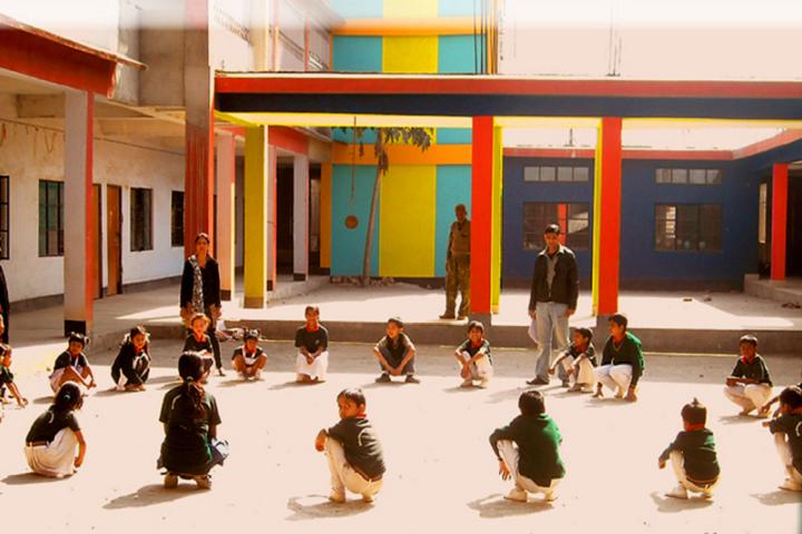 Rajdhani Public School- Games