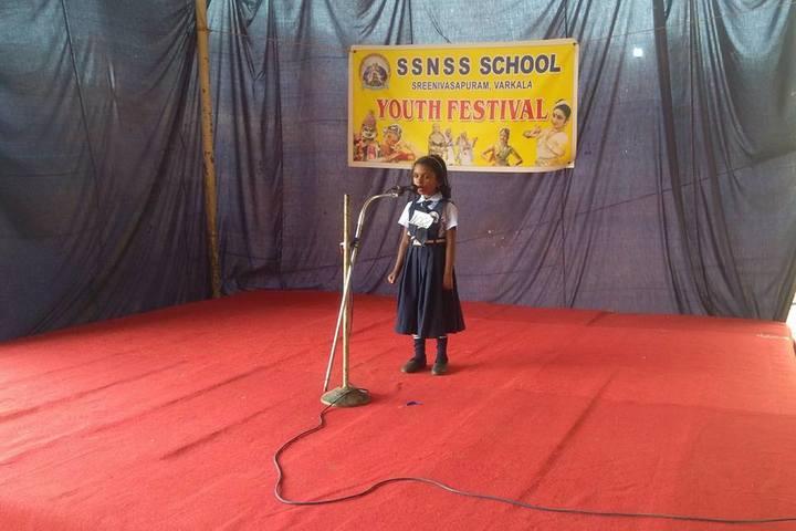 Sivagiri Sree Narayana Senior Secondary School-Festival