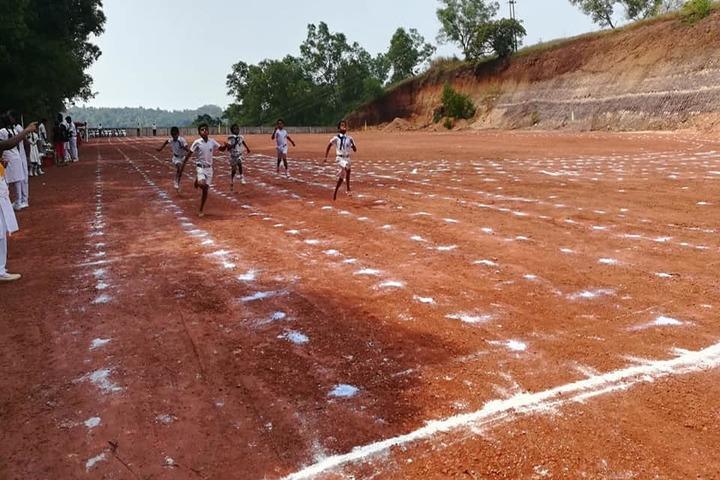 Sivagiri Sree Narayana Senior Secondary School-Running Race