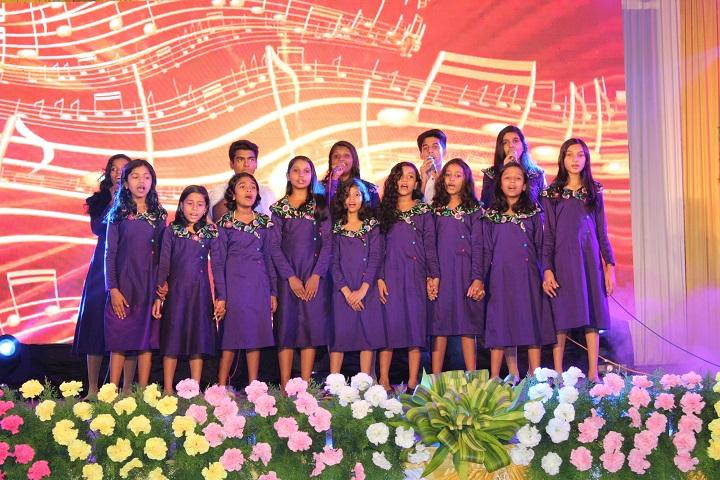 Sobhana Public School-Annual Day Celebration