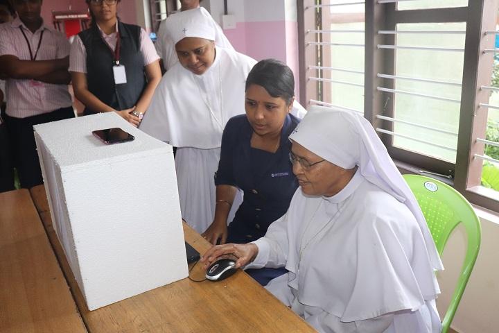 Sobhana Public School-Election