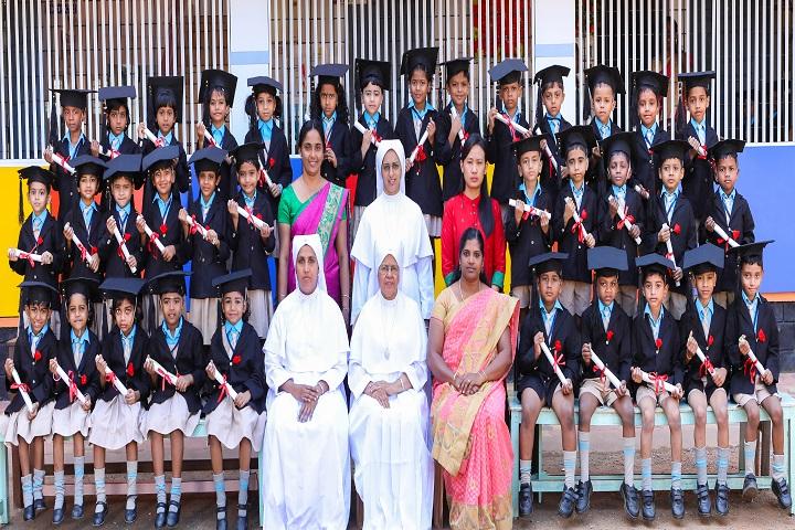 Sobhana Public School-Graduation Day
