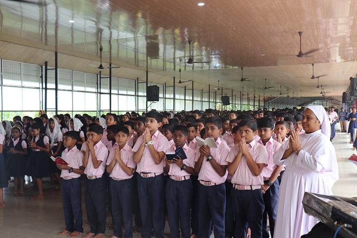 Sobhana Public School-Prayer