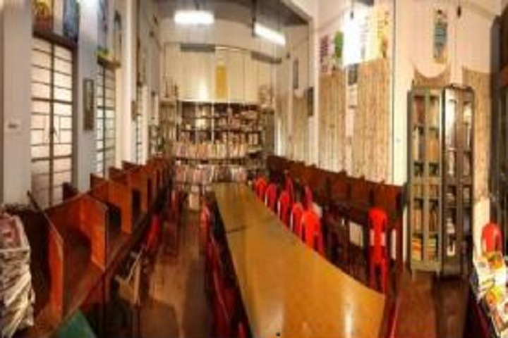Spring Valley School-Library