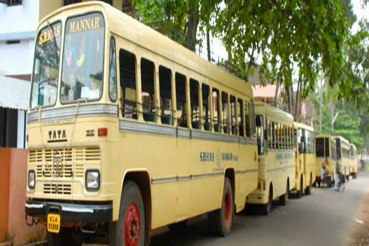 Sree Bhuvaneswari English Medium High School-Transport