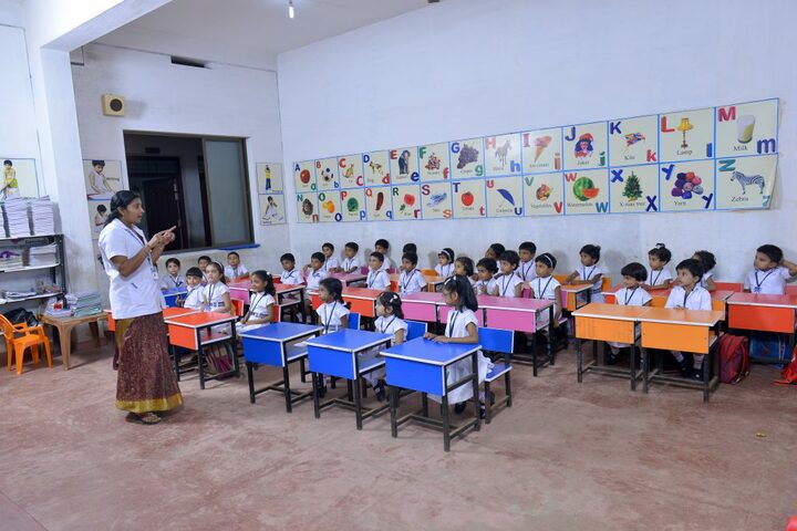 Sree Gokulam Public School-Kids Room