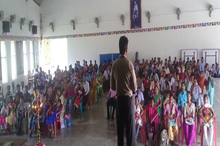 Jawahar Navodaya Vidyalaya-Parents Orientation