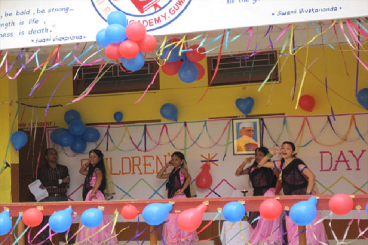 Sai Rns Academy-Childrens Day Celebrations