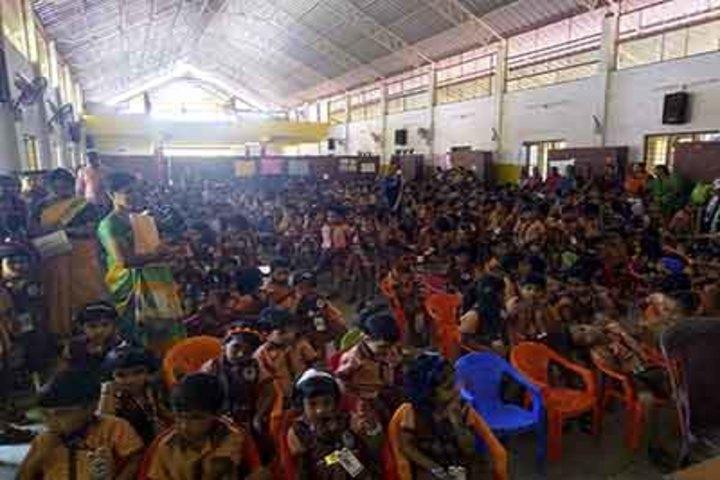 Sree Maharshi Vidyalaya School-Activity