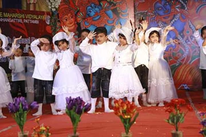 Sree Maharshi Vidyalaya School-Annual Day